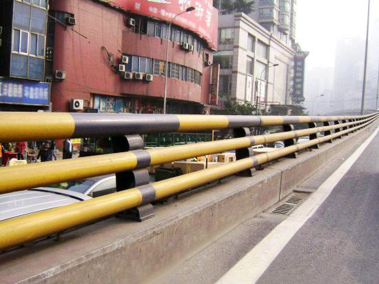 三根管桥梁防撞护栏